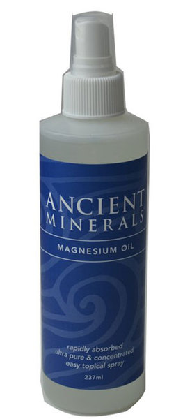 Magnesium Oil By Ancient Minerals 237ml