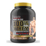 100% Whey Protein by Max's 2.27kg Choc Cookie Dough