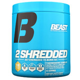 2Shredded Thermogenic Complex 45 serves by Beast
