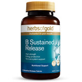 B Complete Sustained Release by Herbs of Gold 120 tabs