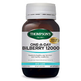 Bilberry 12000 by Thompsons 60vcaps