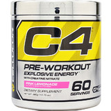 Cellucor C4 Extreme 60 serves