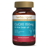 Co Q10 150 60caps by Herbs of Gold