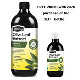 Olive Leaf Extract Australia 500ml & 1Ltr