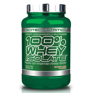 100% Whey Isolate from Scitec Nutrition