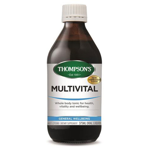 Multivital 375ml by Thompsons