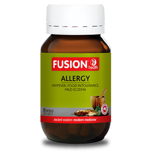 Allergy by Fusion Health 30 vcaps
