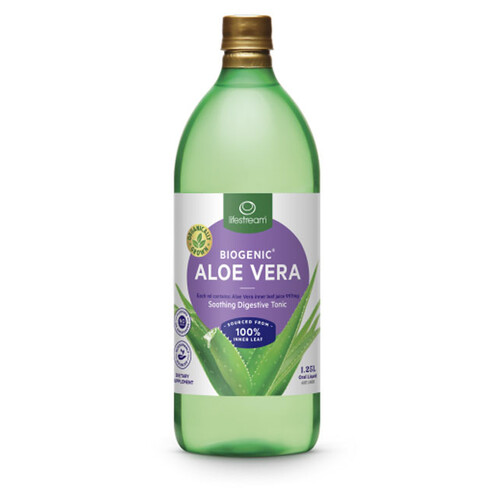 Aloe Vera Juice 1.25 Ltr by Lifestream