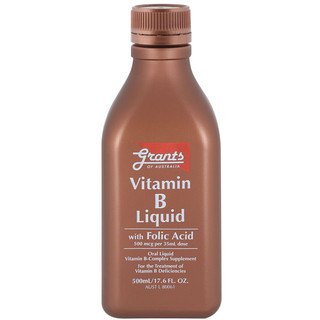 Vitamin B Liquid 500ml by Grants