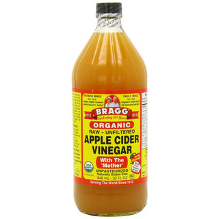 Apple Cider Vinegar by Bragg