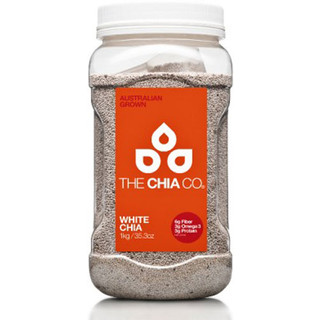 Chia Seeds White by The Chia Co