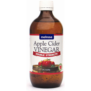 Apple Cider Vinegar 500ml Dbl Str by Melrose