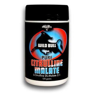 Citrulline Malate by Wild Bull 120gm