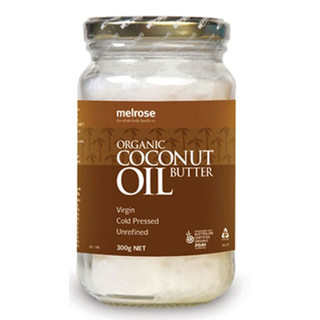 Coconut Oil Unrefined 300gm by Melrose