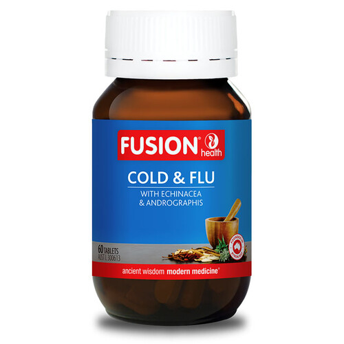 Cold & Flu by Fusion Health