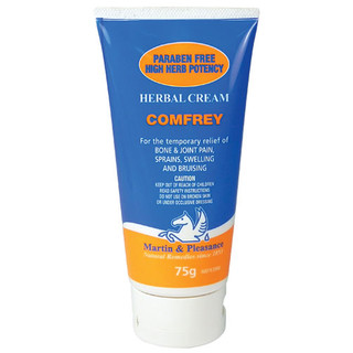 Comfrey Herbal Cream 75gm