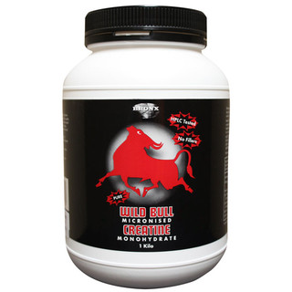 Creatine Monohydrate Micronised by Wild Bull
