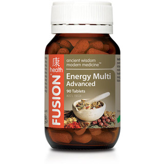 Energy Multi Advanced 90 tabs by Fusion Health