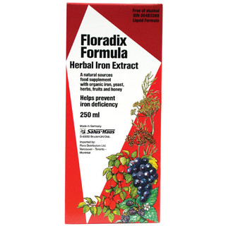 Floradix Liquid Iron by Salus