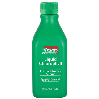 Chlorophyll Liquid 500ml by Grants