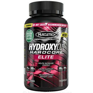 Hydroxycut Elite 110 caps by Muscletech