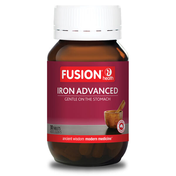Iron Advanced 30 tabs by Fusion Health