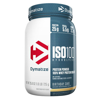 ISO100 by Dymatize Nutrition 726gm