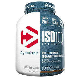 ISO100 by Dymatize Nutrition 2.26KG