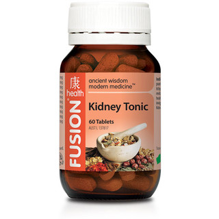 Kidney Tonic 60 tabs by Fusion Health