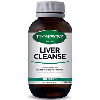 Liver Cleanse by Thompsons