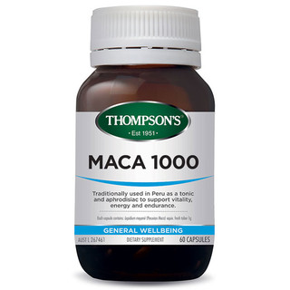 Maca 1000 by Thompsons 60 vcaps