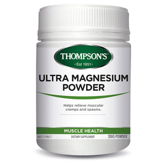 Ultra Magnesium 200gm by Thompsons