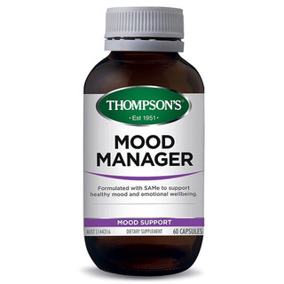 Mood Manager 60 caps by Thompsons