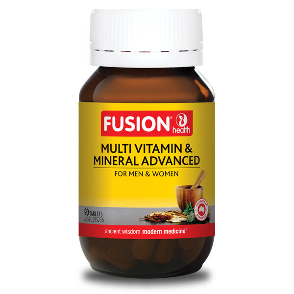 Multi Vitamin Advanced by Fusion Health