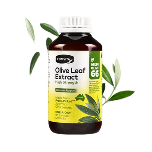 Olive Leaf Extract  Capsules by Comvita