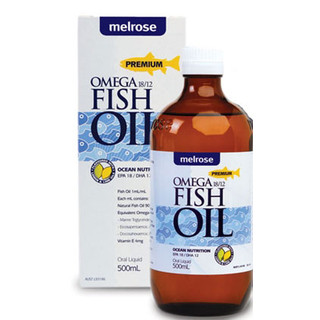Omega Fish Oil by Melrose 500ml