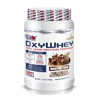 OxyWhey Protein by EHP Labs 30 serves