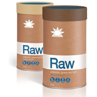 Raw Whey Protein Isolate by Amazonia