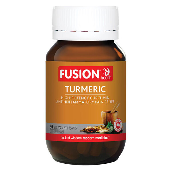Tumeric by Fusion Health 60 tabs