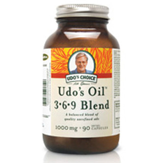 Udo's Oil 3:6:9  Blend 90 caps by Flora