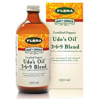 Udo's Oil Blend 500ml by Flora