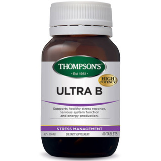 Ultra B 60 tabs by Thompsons