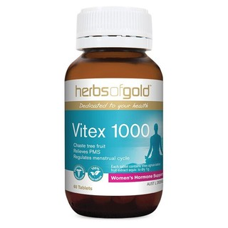 Vitex 1000 by Herbs of  Gold 60 tabs