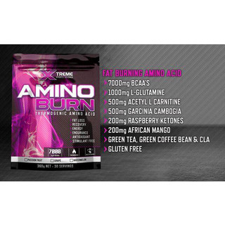 Amino Burn 360gm by Xtreme Sports Science