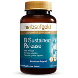 B Complete Sustained Release by Herbs of Gold 60 tabs