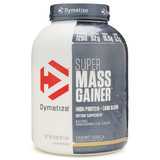 Super Mass Gainer by Dymatize 2.7KG Gourmet Vanilla