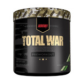 Total War Pre Workout 30 serves by Redcon1 Cucumber Lime