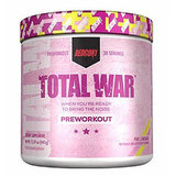 Total War Pre Workout 30 serves by Redcon1 Pink Lemonade