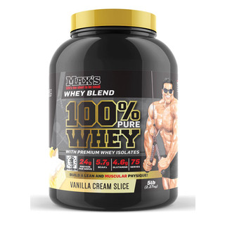 100% Whey Protein by Max's 2.27kg