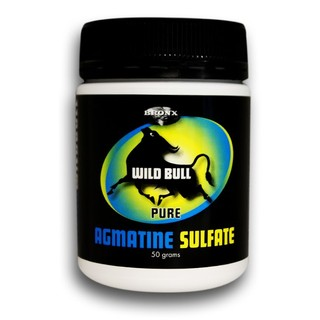 Agmatine Sulphate by Wild Bull 50gm